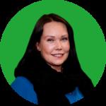 Soldemin henkilöstöjohtaja ja artikkelin kirjoittaja Maija Niemelä.