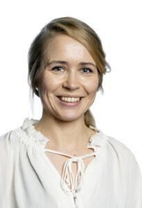 Laura Vainio Soldem Talentchain projektipäällikkö